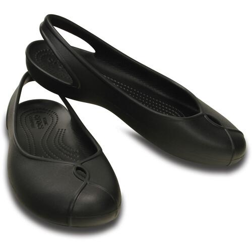 Crocs Olivia II - Sandales Femme - noir sur campz.fr !